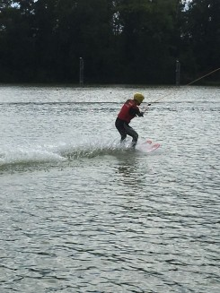 Waterskieen